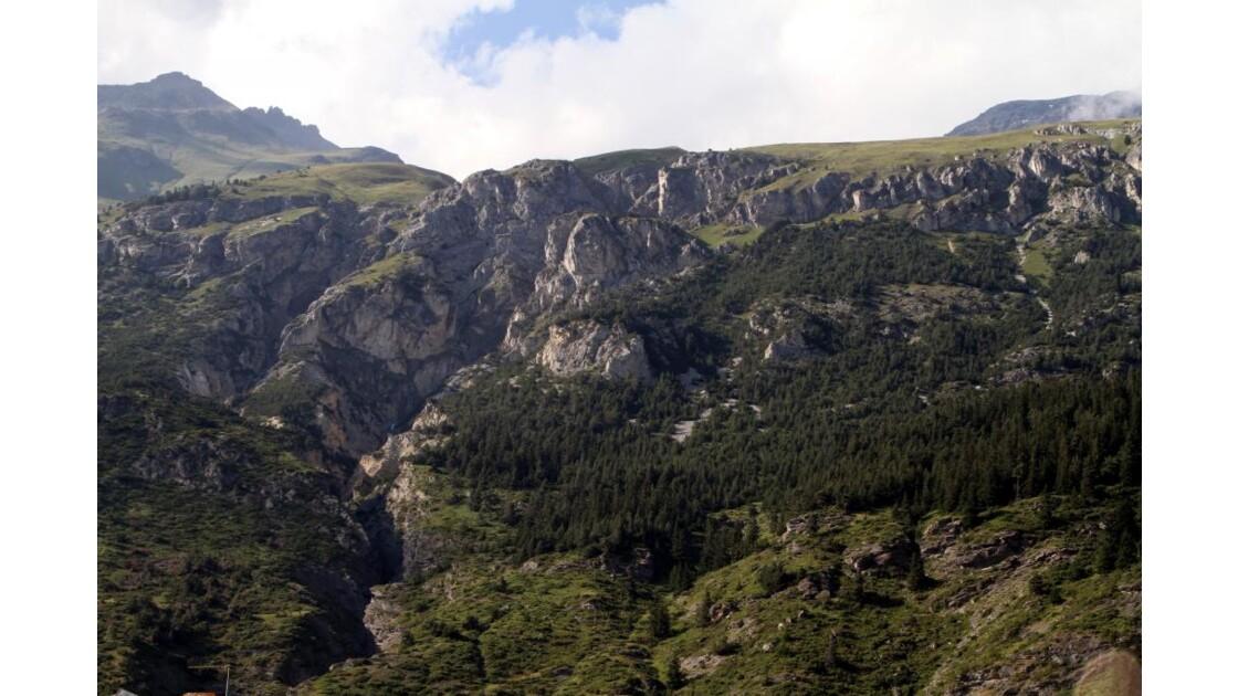 """""""Paysage montagneux ...(2)"""""""