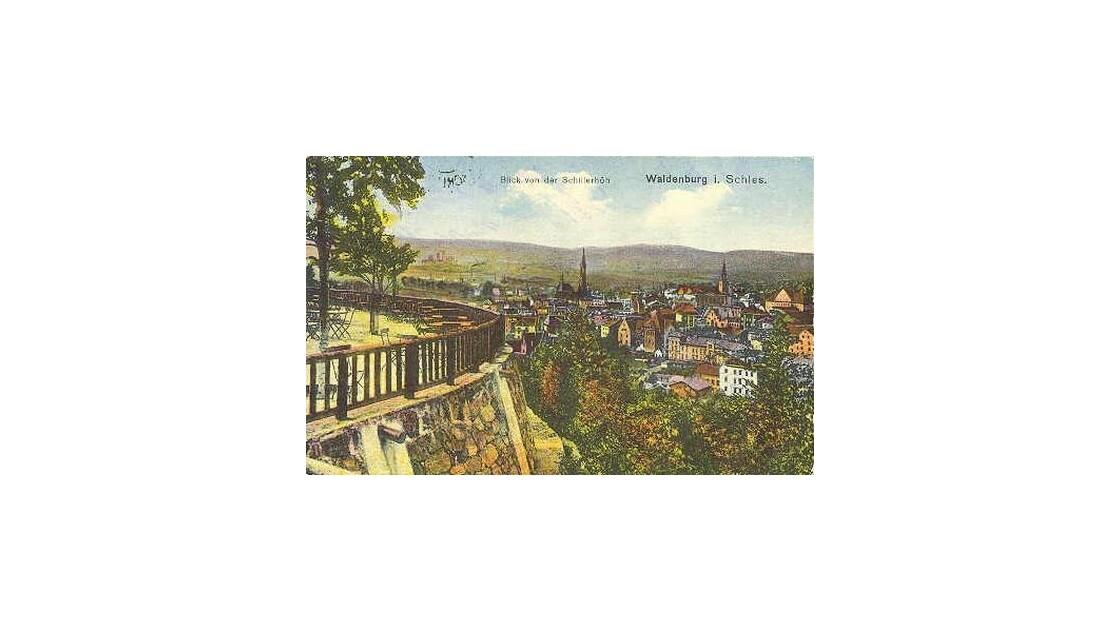 Wałbrzych :( Waldenburg )