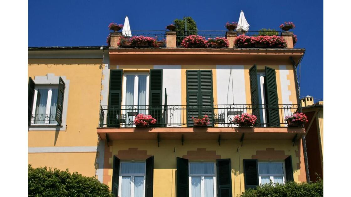 Portofino: maison du port