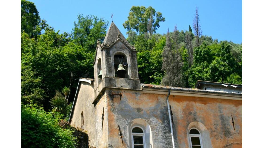 portofino: chapelle