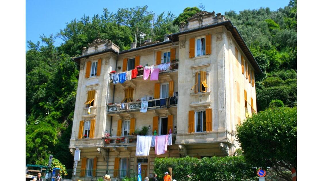 Portofino: villa début 20ème S