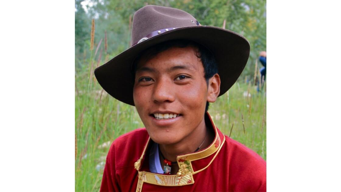 Jeune homme de l'Ü-Tsang