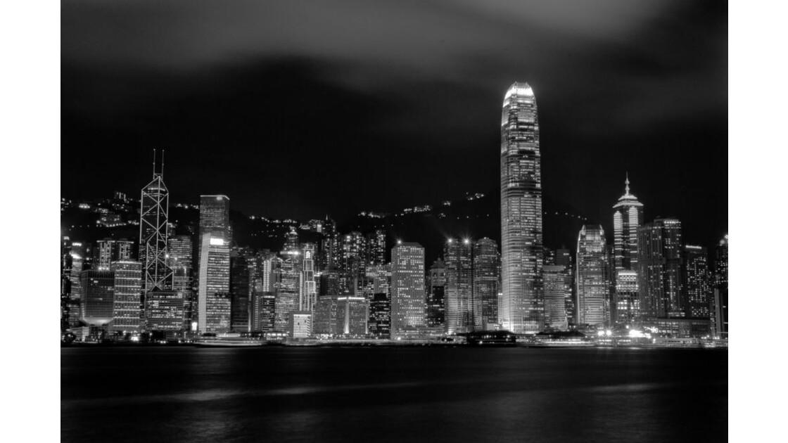 Hong Kong Night Views - 1/5 (buildings)