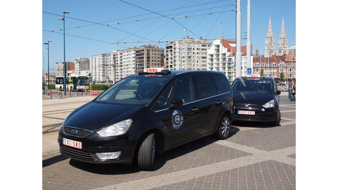 Les taxis d'Ostende