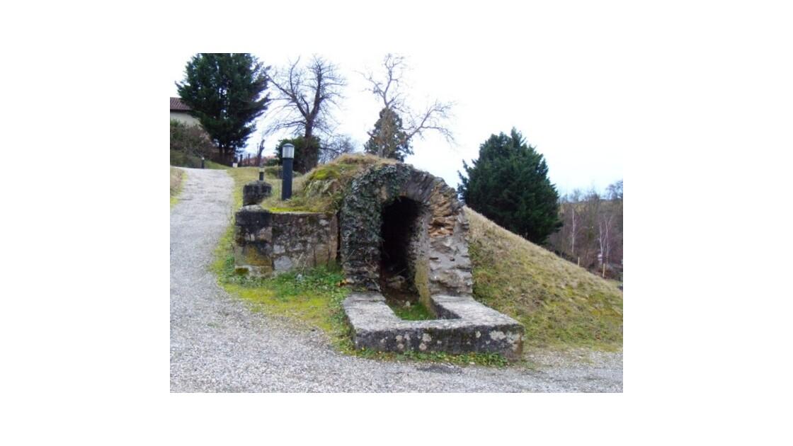 Mornant aqueduc romain 4