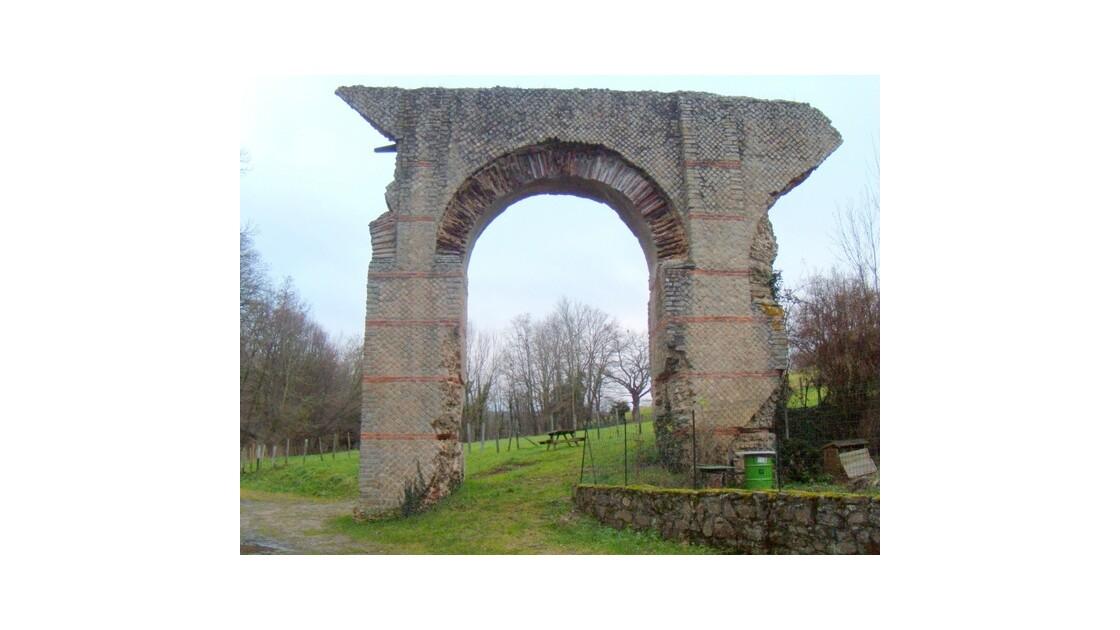 Mornant aqueduc romain 21