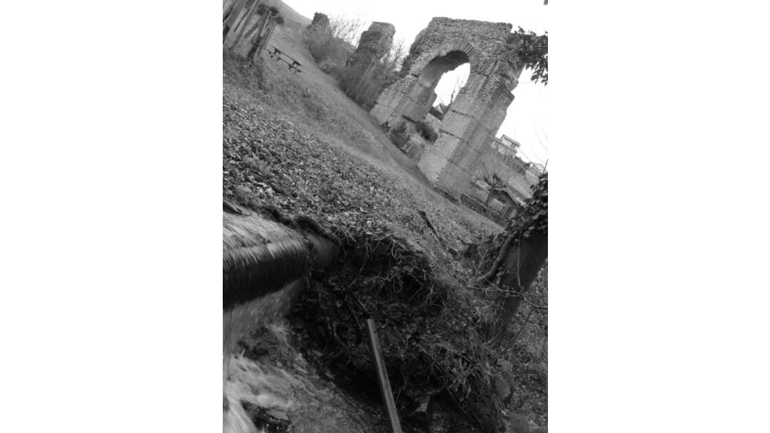 Mornant aqueduc romain 34