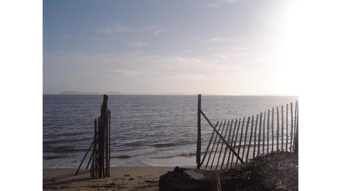 ouverture vers la mer