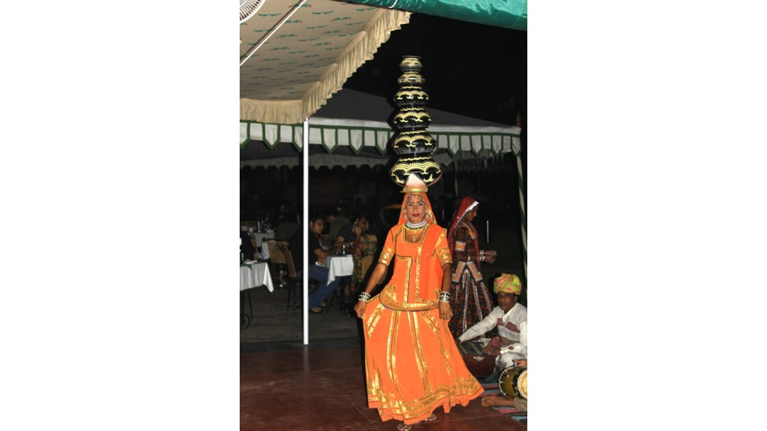 danseuse  indienne 2