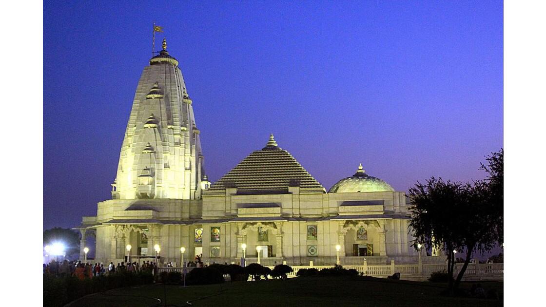 Temple de Birla à  Jaipur  1