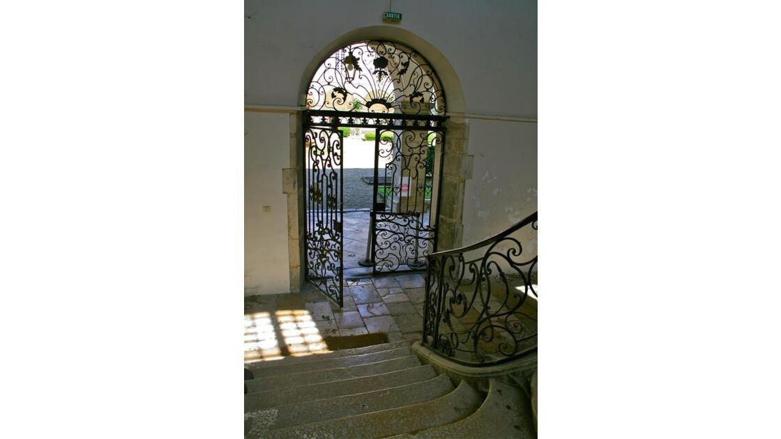 Escalier du Palais de Justice
