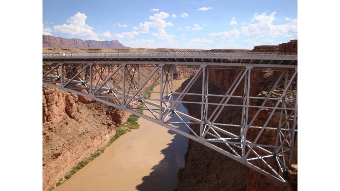 Un pont au dessus du Colorado