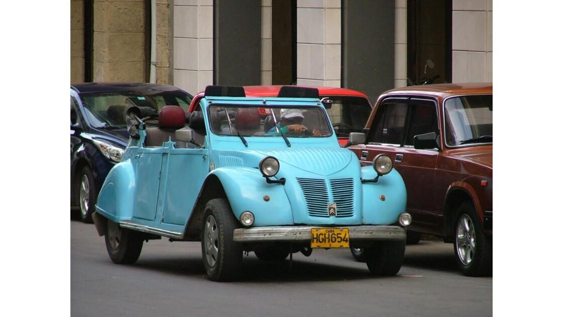 Belle Française- la Havanne