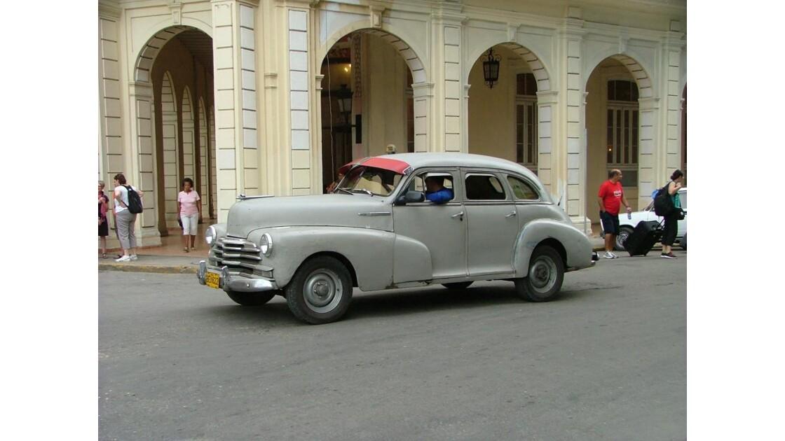 américaine- la Havanne