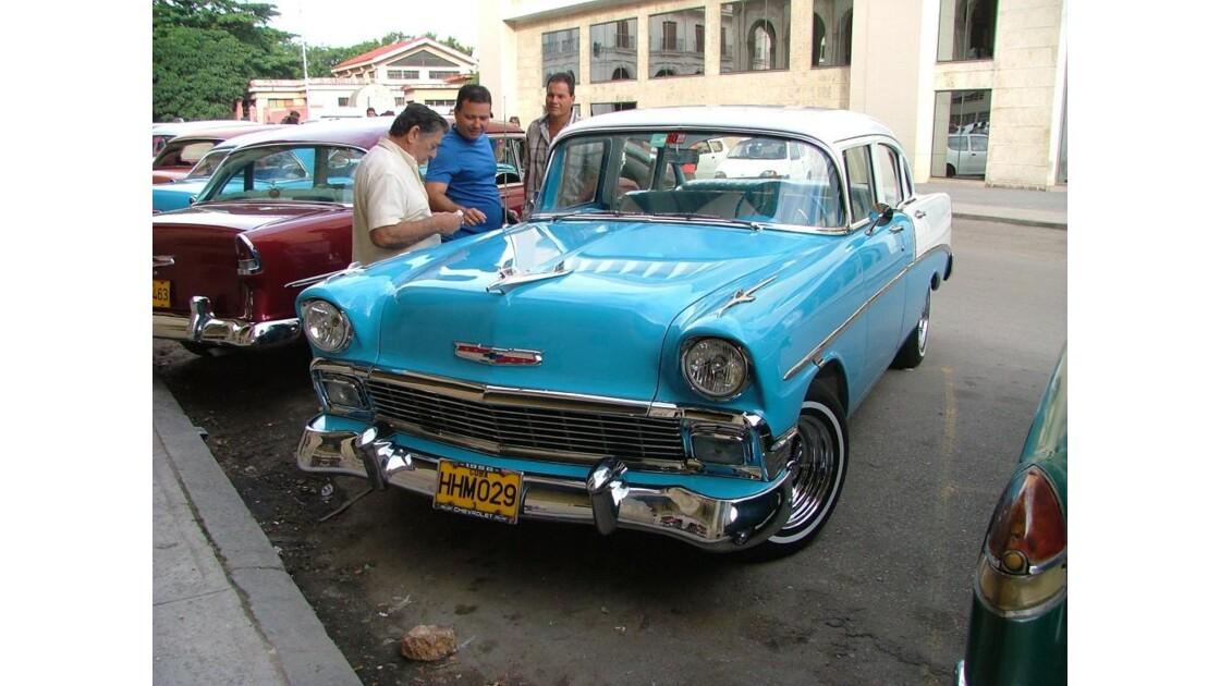 Belle américaine- la Havanne