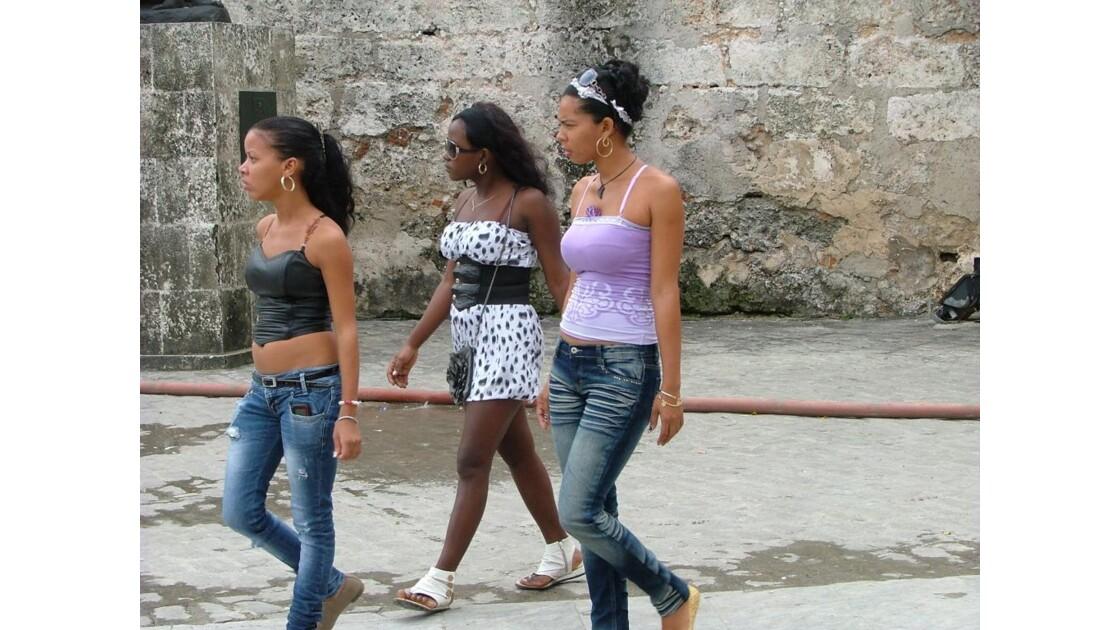 jeunesse de la Havanne
