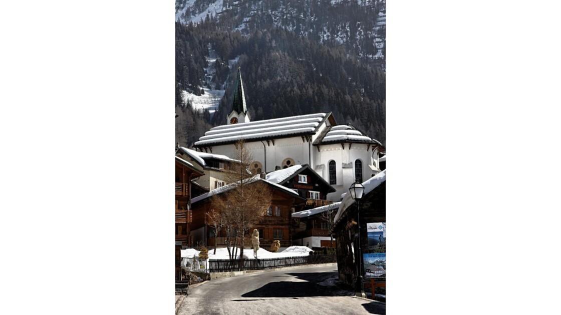 Eglise de Loèche-les-Bains