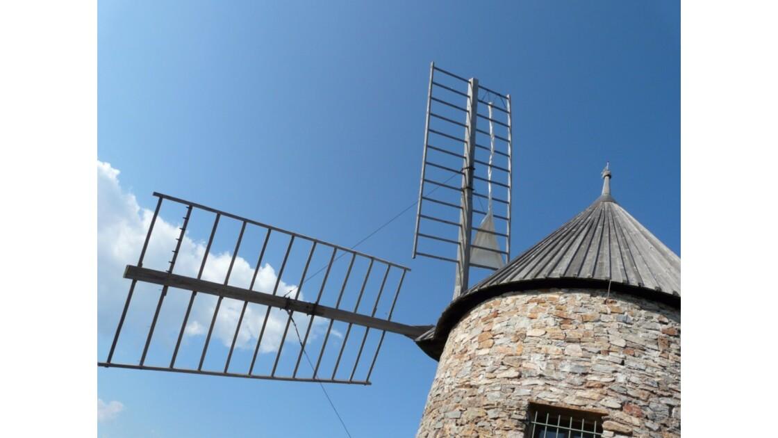 Moulin du XVIe de Faugères