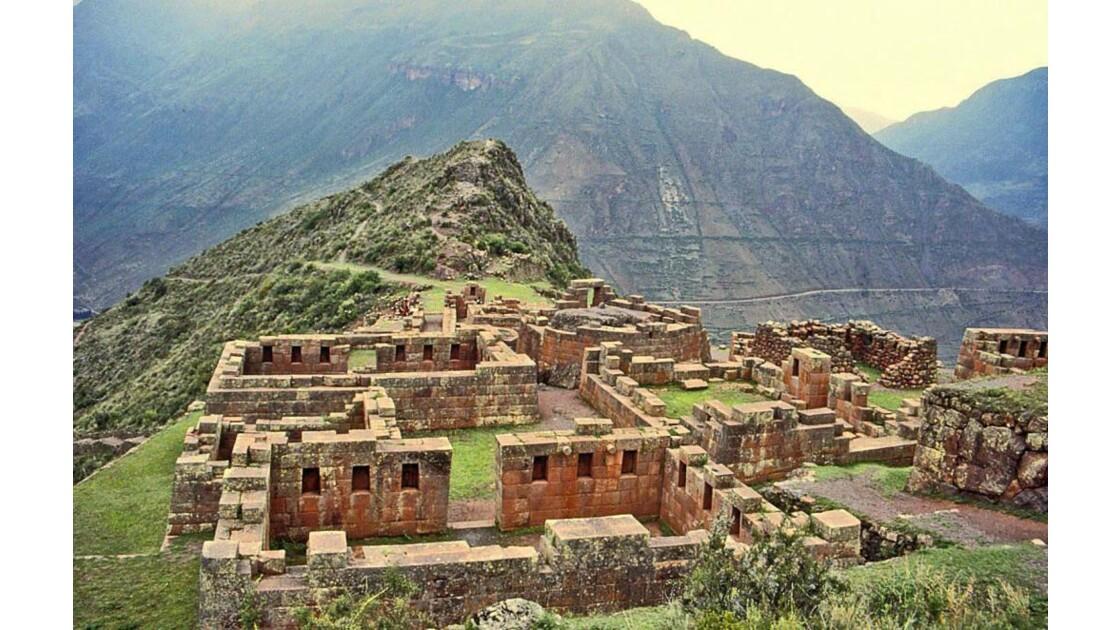 Sur le sentier des Incas