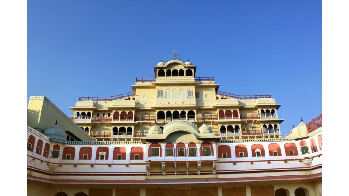 palais  de Chandra Mahal