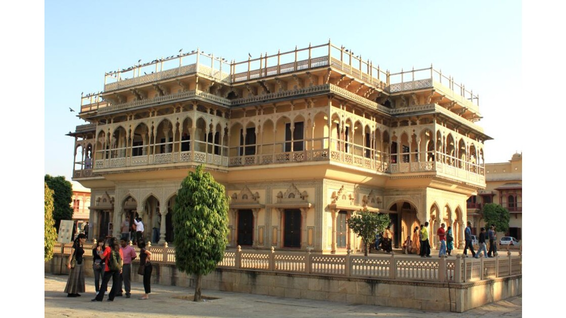 Jaipur City Palace.3