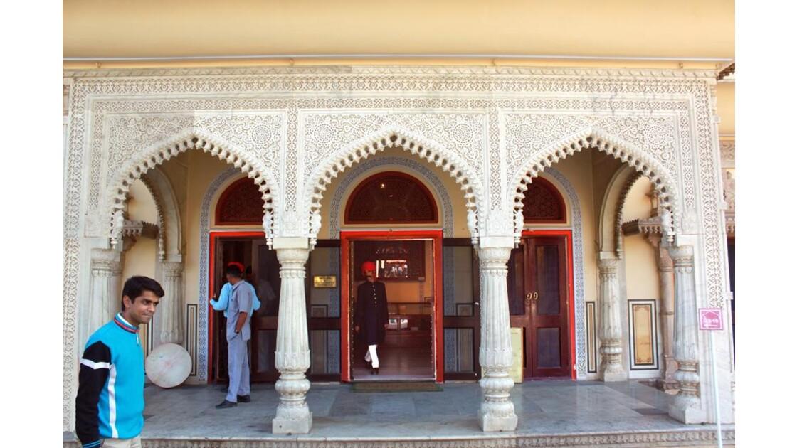 City Palace à Jaipur 2