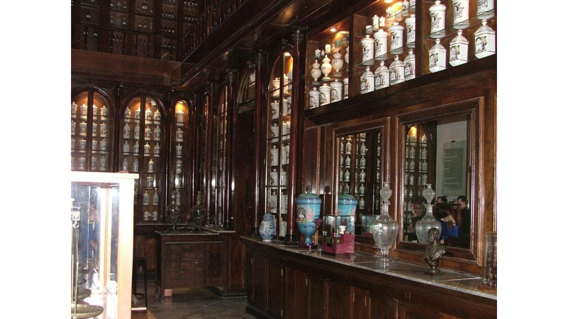 Pharmacie herboristerie-la Havanne
