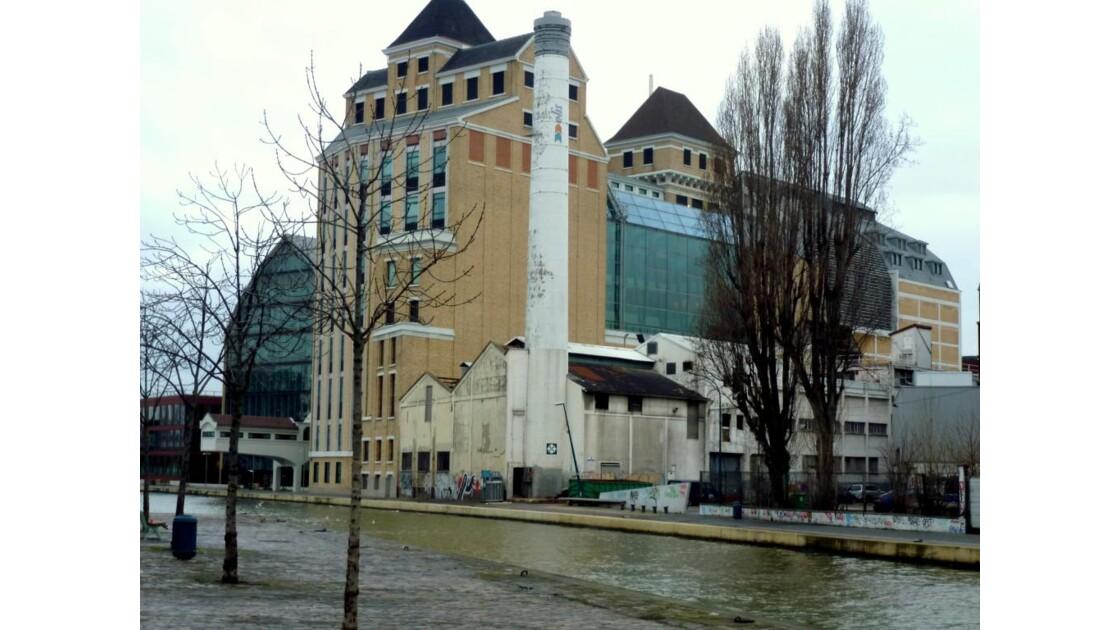 Grands Moulins de Pantin 1