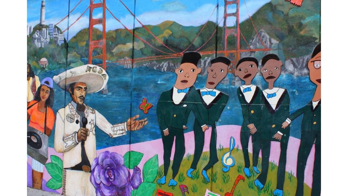 Art de Rue San Francisco