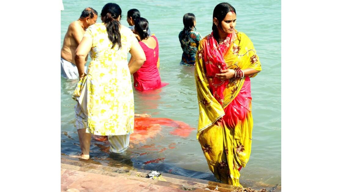 Déesse du Gange.