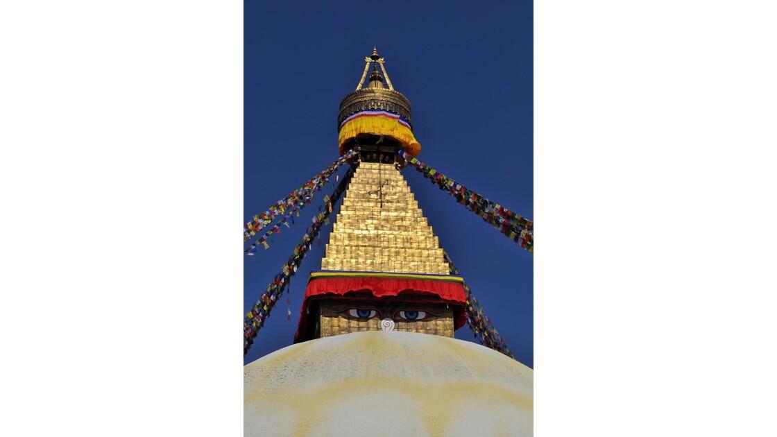 Bodnath: le stupa