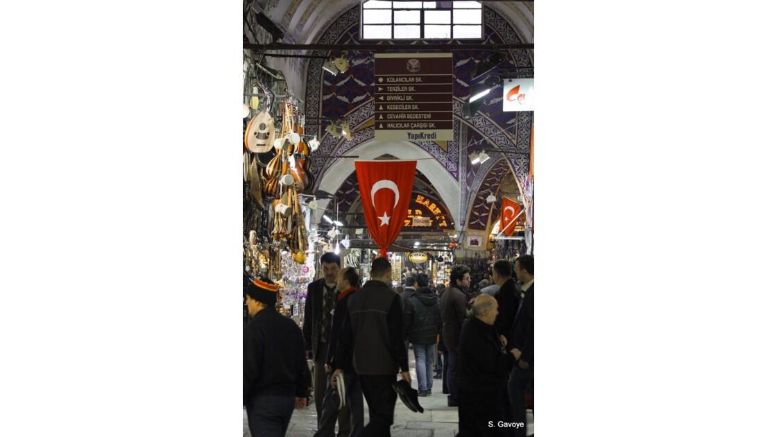 Grand bazar - Istanbul