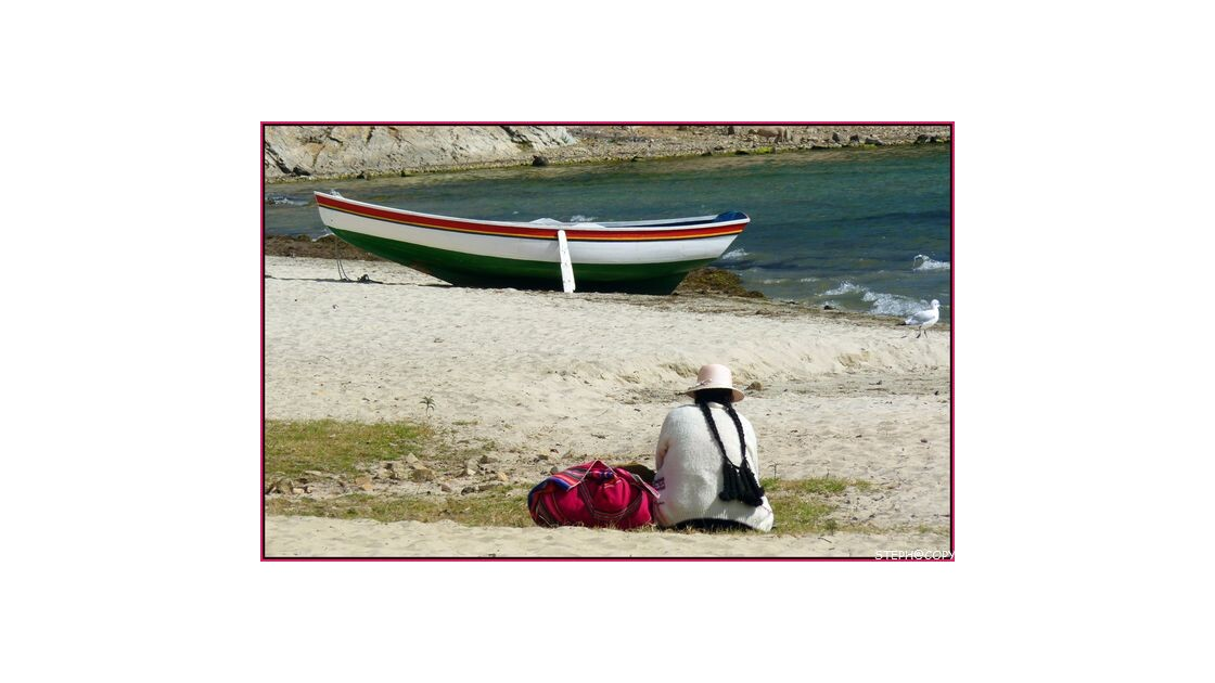 Lac Titicaca-Isla del sol
