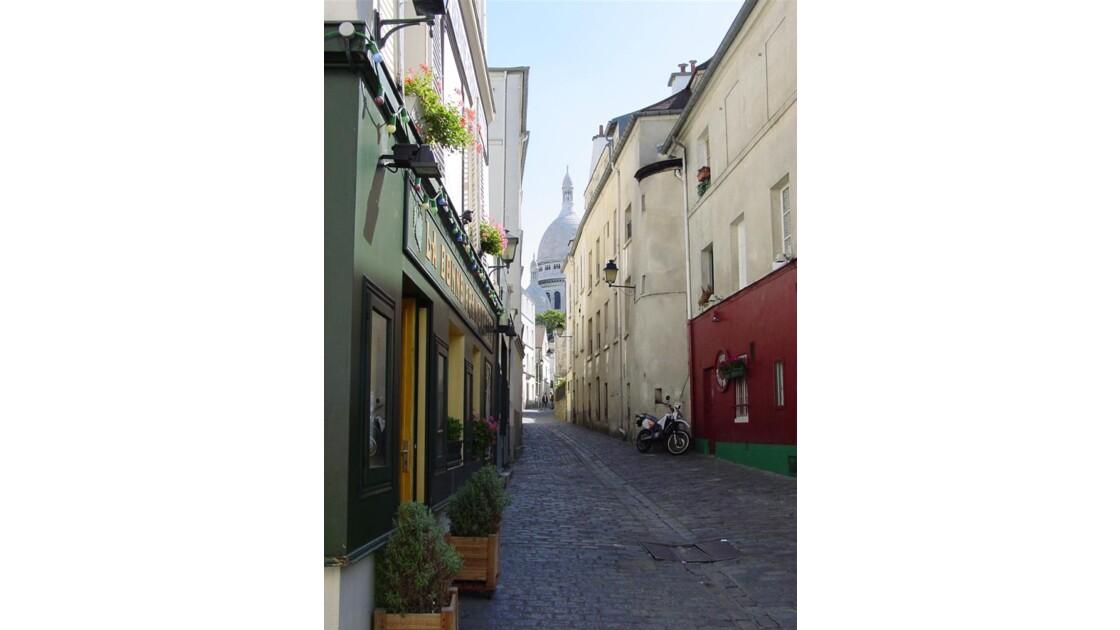 Atmosphère de Montmartre