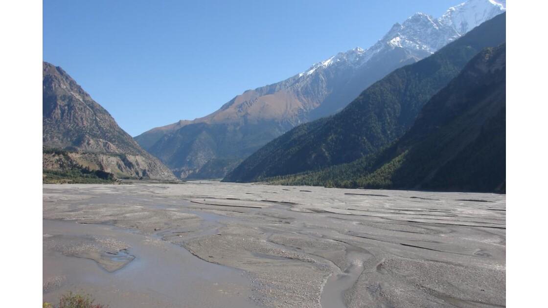 kaligandaki vallée