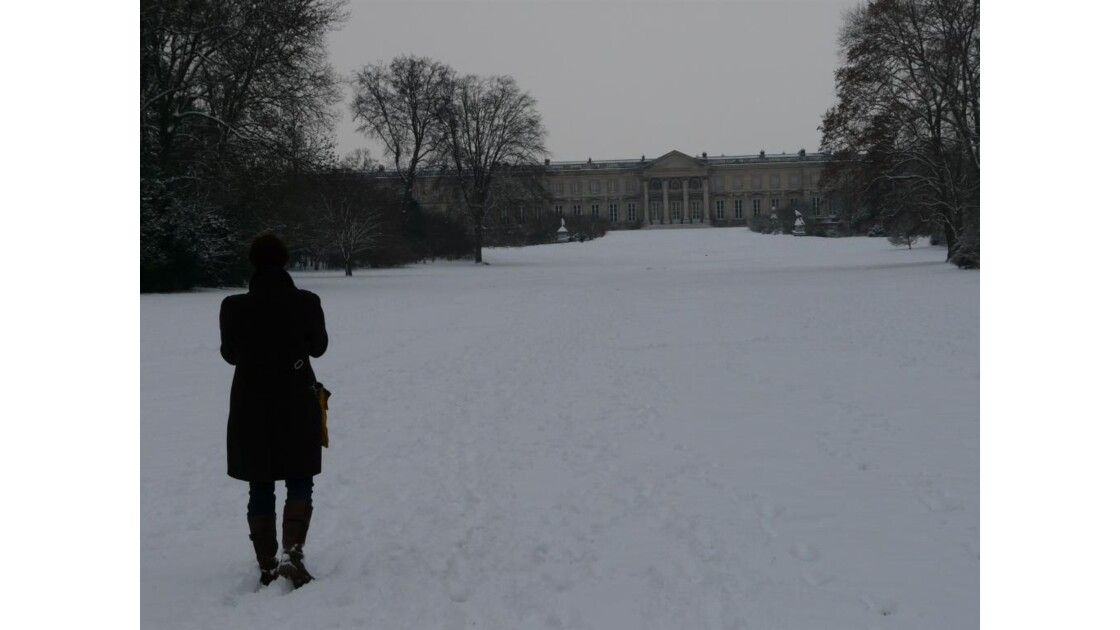 la Princesse et le Palais...