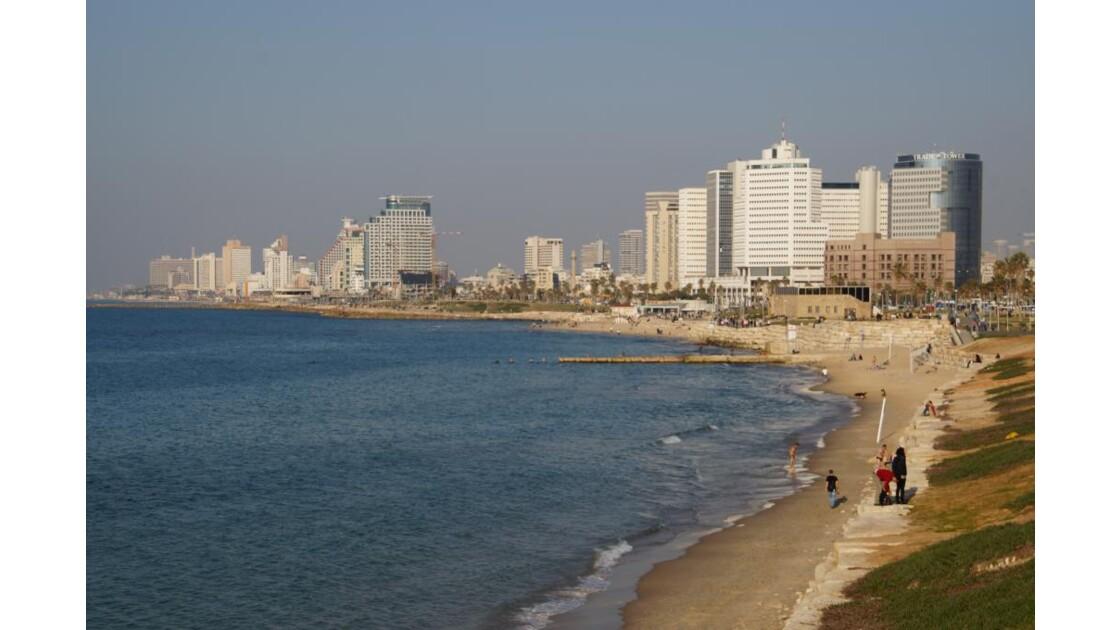 Tel Aviv - Bord de mer