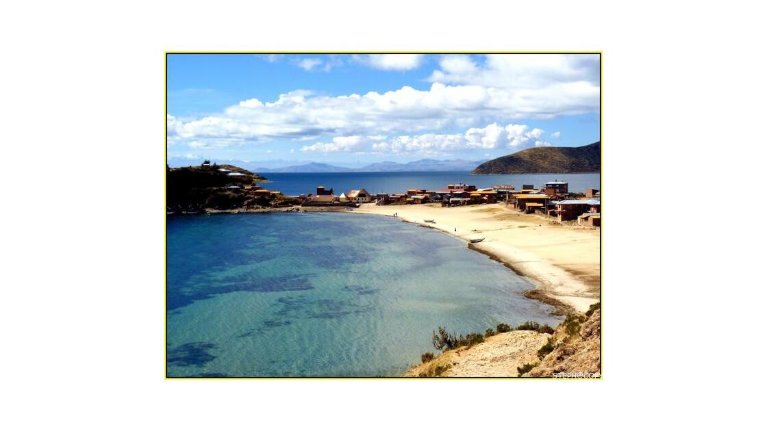 Isla del sol.Lac Titicaca