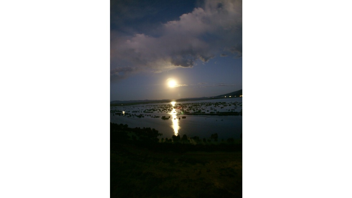 Titicaca Lever de Lune