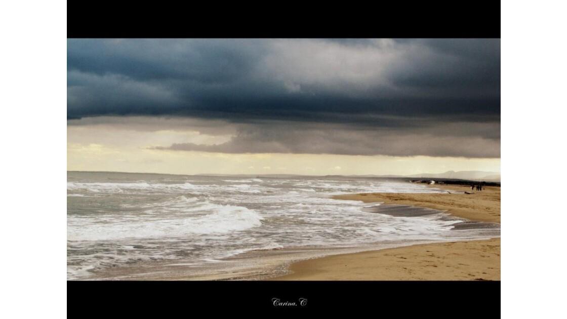 La plage III