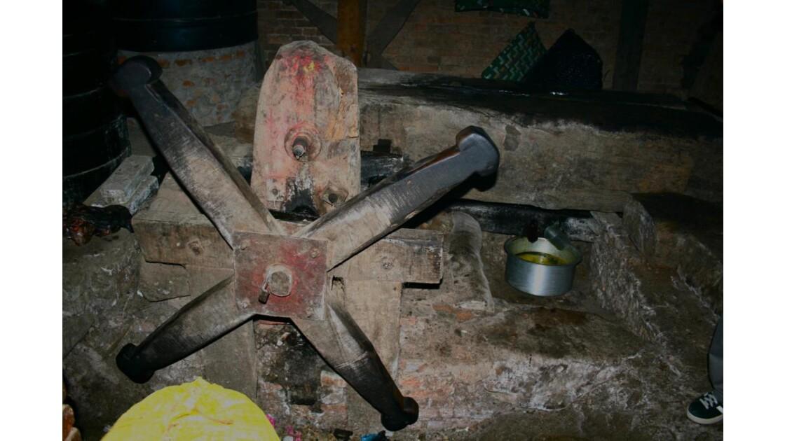 Khokhana: Pressoir à huile de moutarde