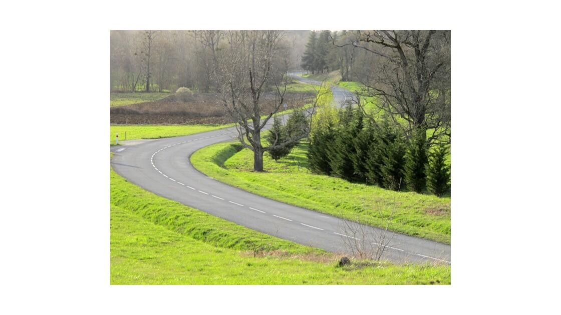 Route champêtre
