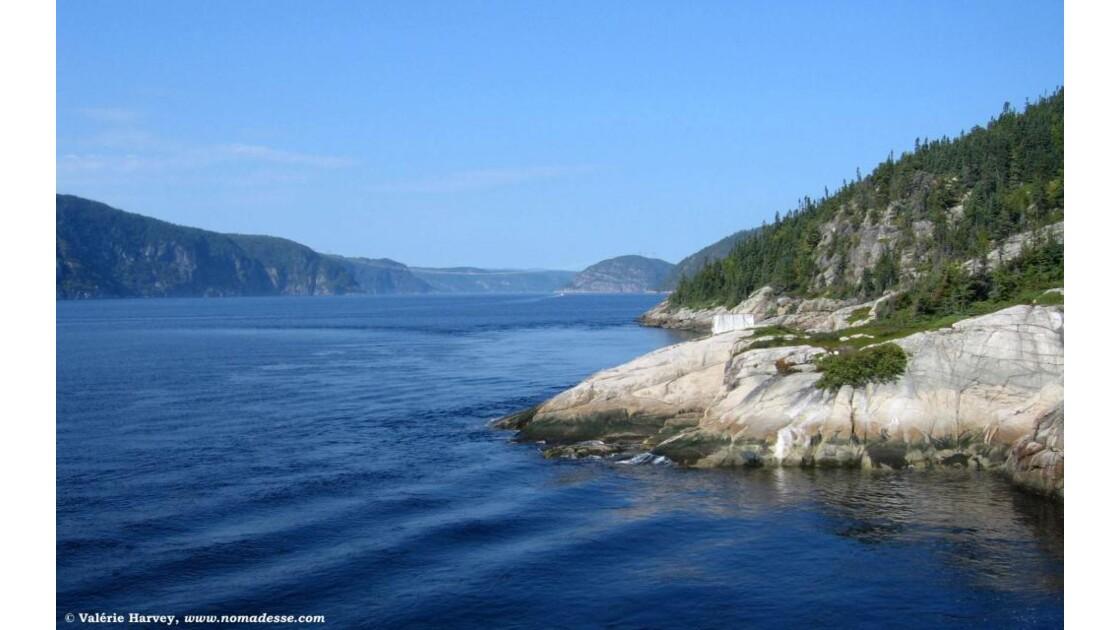 Fjord du Saguenay, Tadoussac, Québec