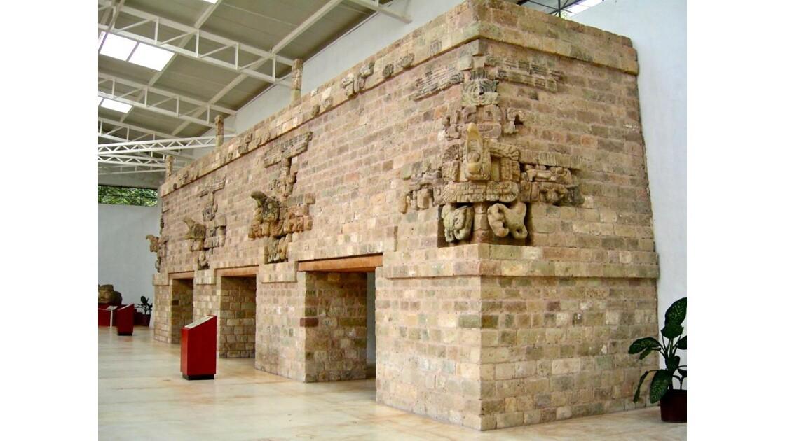 Musée archéologique de Copan