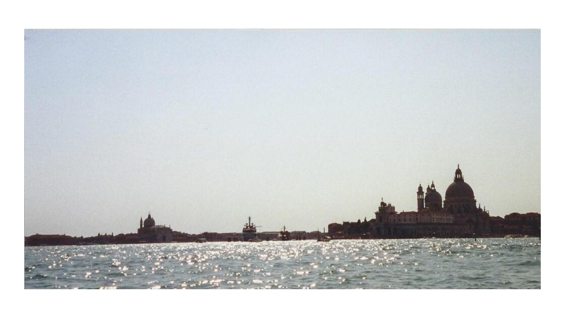 Au revoir Venise...