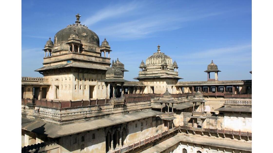Palais de Jahangir Mahal.