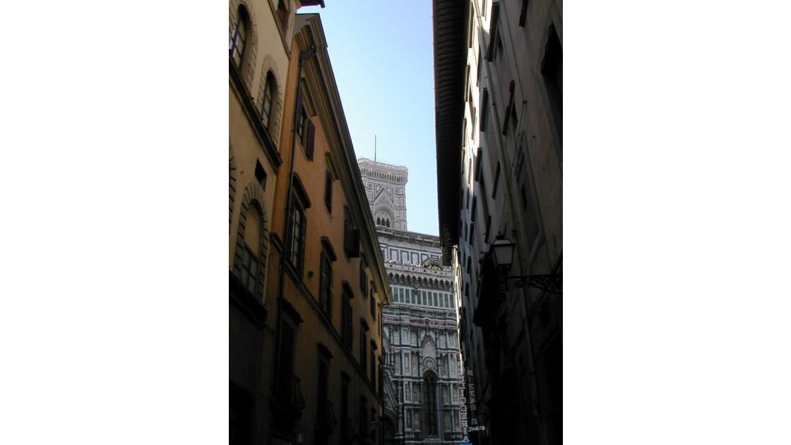 Bonjour Firenze...