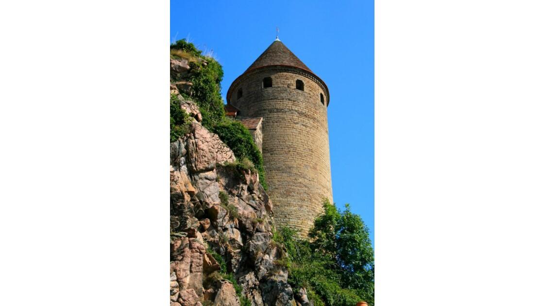 Semur-en-Auxois: Tour de la prison