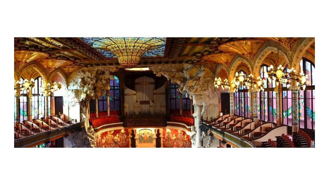 Palais de la Musique - Salle de concert