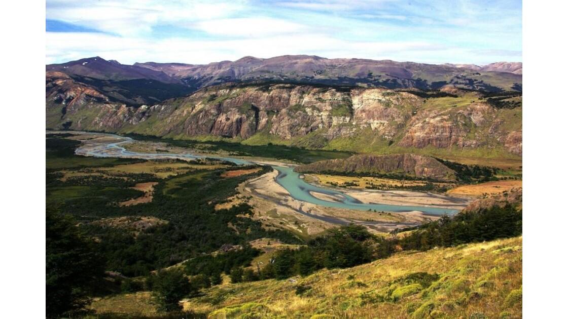 El Chalten rio